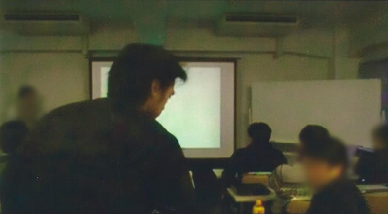 2012年12月のパソコン初心者セミナー
